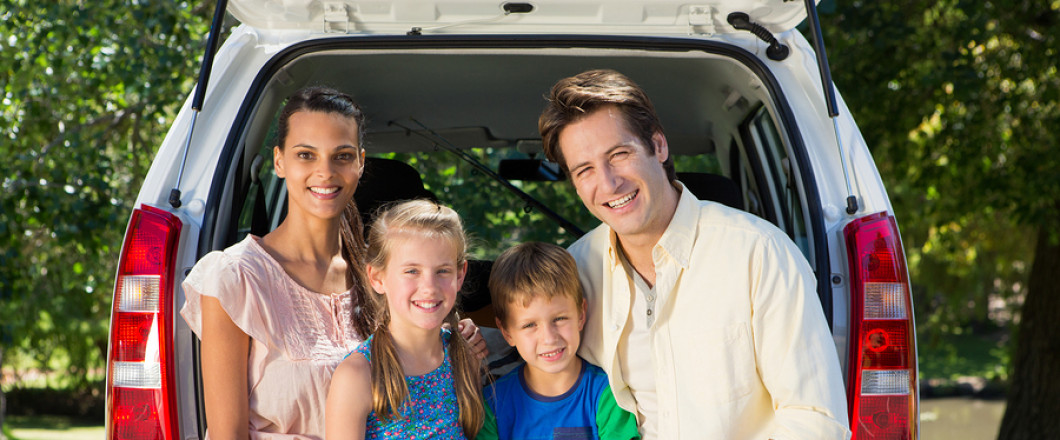 Are you preparing for your family vacation? Call Kuehn Rentals for a more comfortable ride